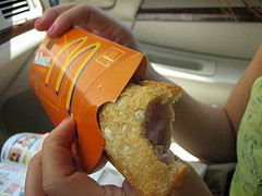 McDonalds Taro Pie
